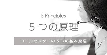5つの原理